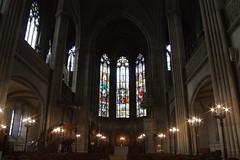 Inside Church of St. Elizabeth, 29.10.2011.