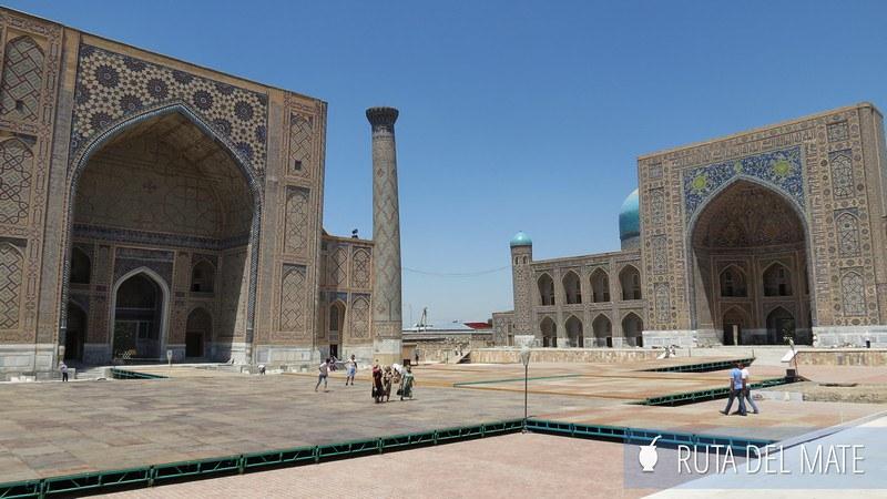 Visado para Uzbekistan