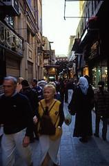 Ägypten 1999 (698) Kairo: Chan el-Chalili