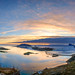 night panorama Sommarøy by John A.Hemmingsen