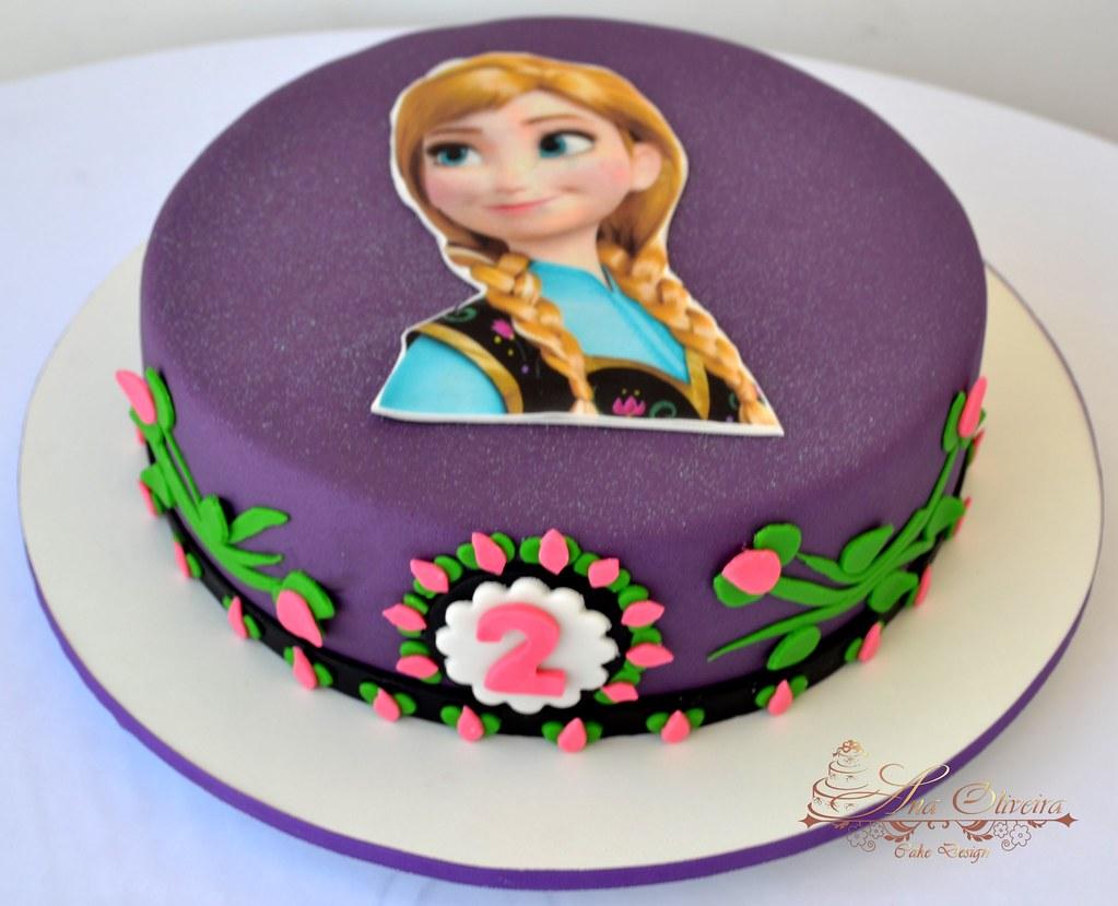 Bolo Anna Ana Oliveira Cake Design Flickr
