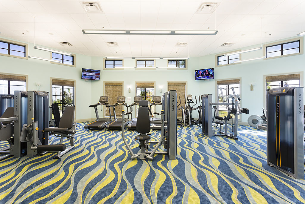 Oasis Clubhouse Gym