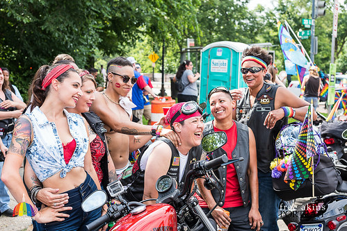 Capital Pride Parade 2015