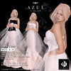 (Limited_creationJP) Lexa_Coral (c)-AZUL-byMamiJewell