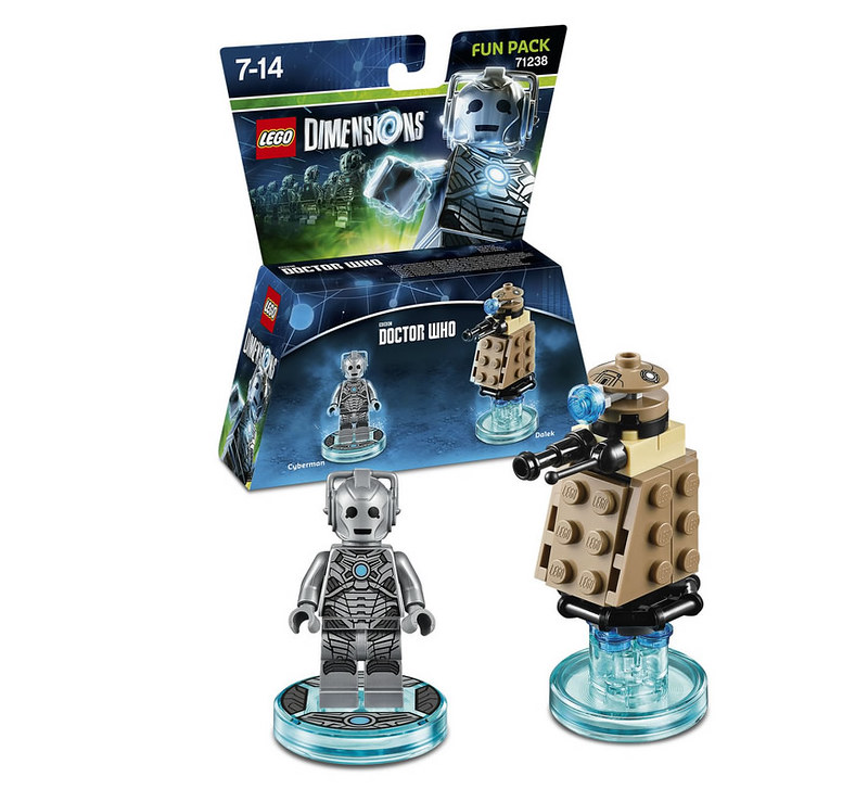 LEGO Dimensions 71238 - Doctor Who Fun Pack
