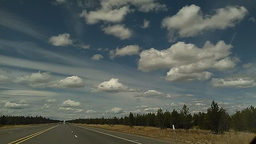 travel blue summer sky nature weather clouds oregon highway skies farmland