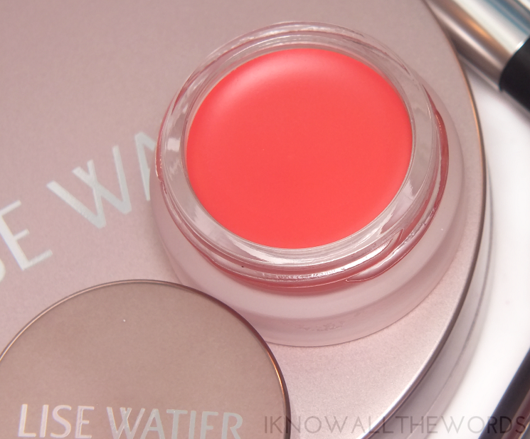 Lise Watier Rivages Collection Summer 2015 Blush Fondant in Shell (1)