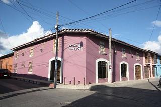 Hotel San José facade