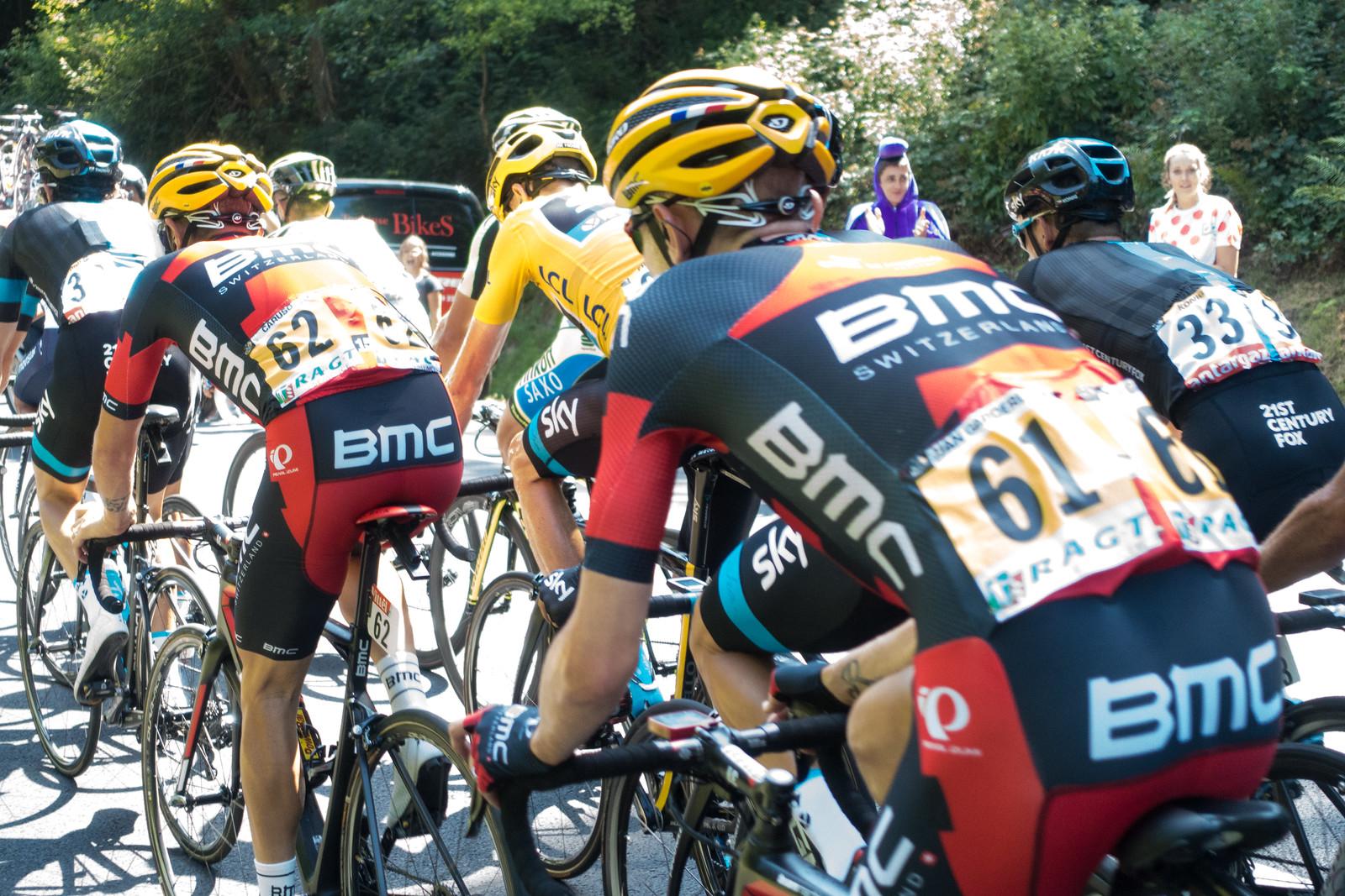 Tour de France 2015 - Stage 10-17