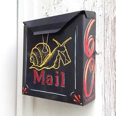 Ain't lyin' :snail::envelope: