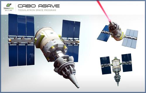Cabo Agave - DA2 - Sattelite