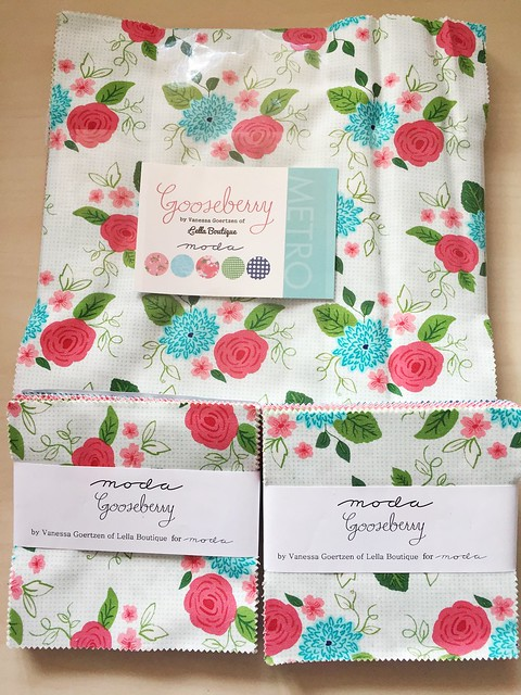 Gooseberry Fabric