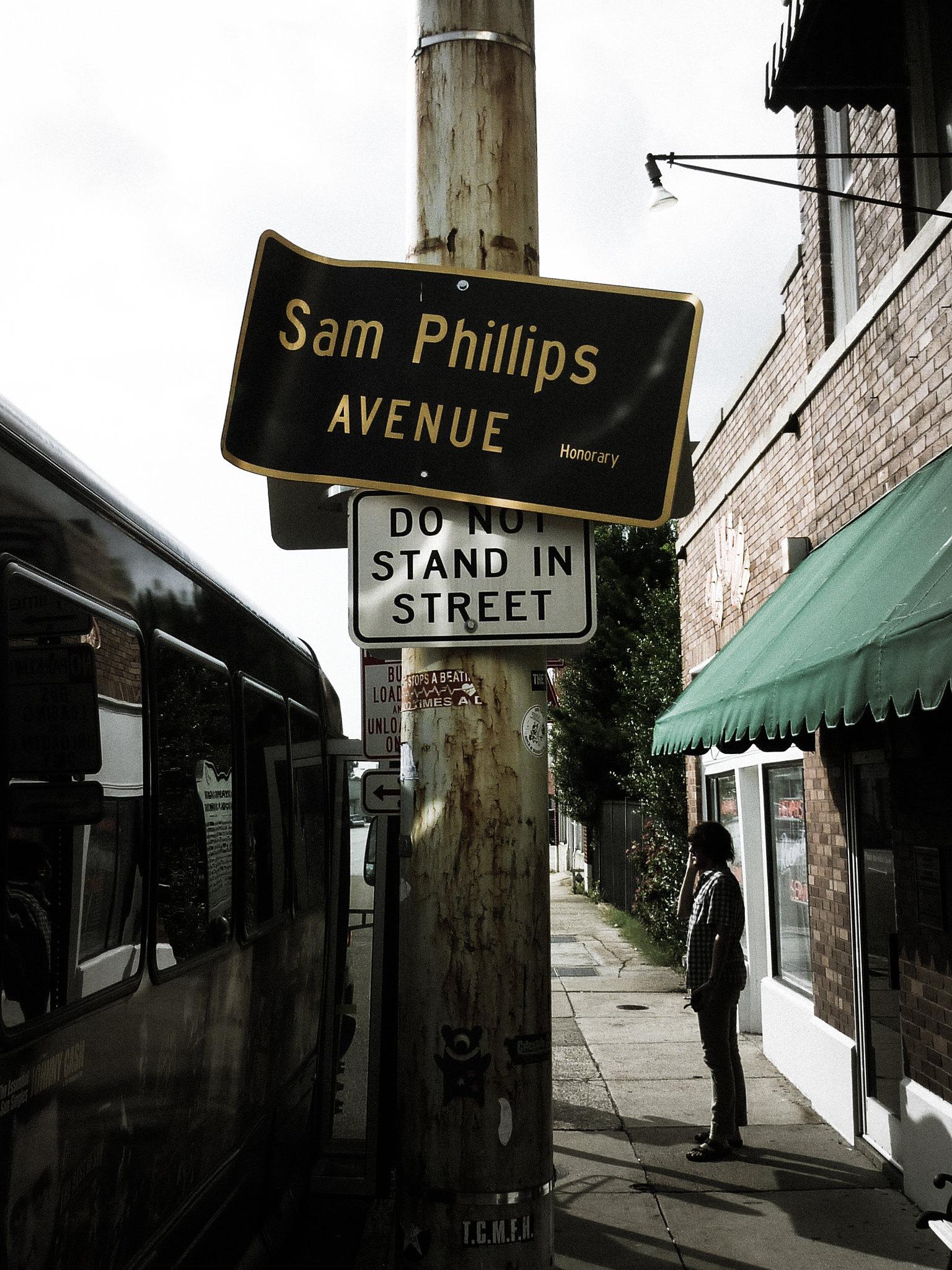 Sam Philips Ave
