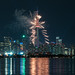 Pan Am Closing Fireworks by ~EvidencE~