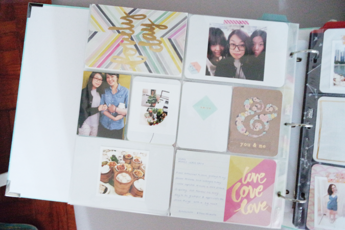 Daisybutter - Hong Kong Lifestyle and Fashion Blog: Project Life 2015 scrapbook tour