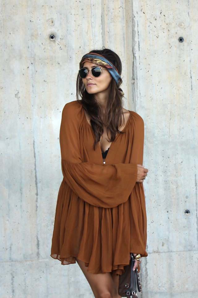 boho summer dress coohuco 6