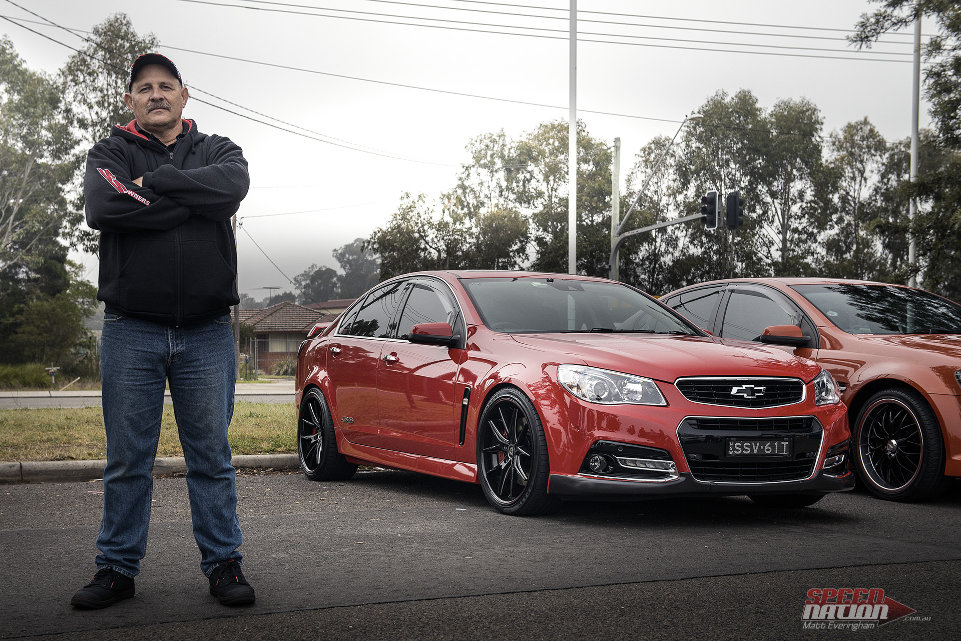 Holden SS Owners Club Charity Cruise June15