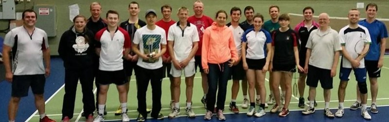 National Badminton Bash Participants