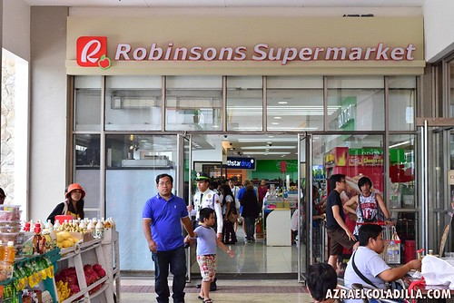 I Love Wellness booths in selected Robinsons Supermarket