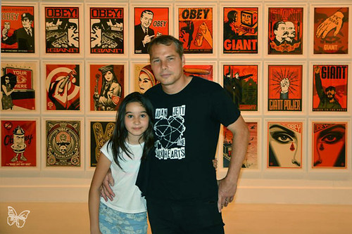 Shepard Fairey - Your Eyes Here Malaga