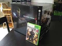 Gears of War 3 Epic Edition - Box