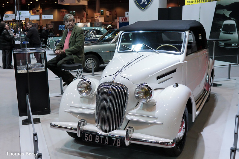 [75][04 au 08/02/2015] 40ème Salon Retromobile - Page 14 20125960596_0ec6e76c56_c