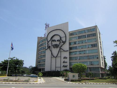 Plaza de la Revolucion - Camilo