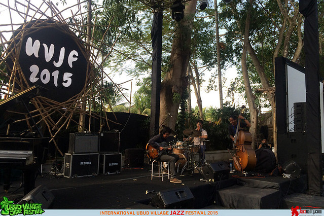 Ubud Village Jazz Festival 2015 - Underground Jazz Movement (2)