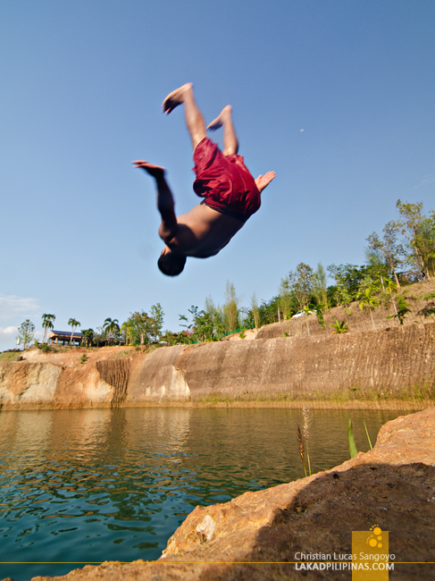 Chiang Mai Grand Canyon Hang Dong Cliff Jumping