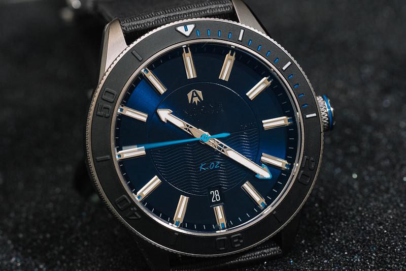 [Vends] Akrone K-02 bleu rorqual - 670€ 31722172144_c6659e1825_c