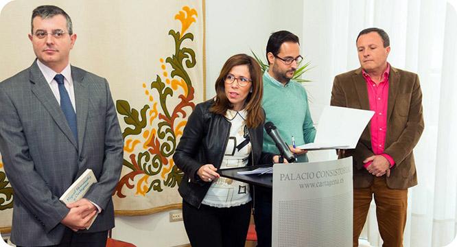 Cartagena rinde homenaje a Miguel Hernández en el 75 aniversario de su muerte