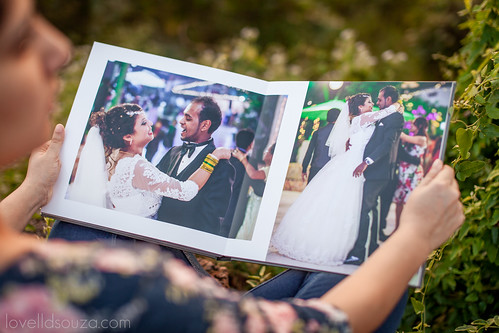 Memories in a Box — The 12x12 Canvera Wedding Album by Lovell D'souza