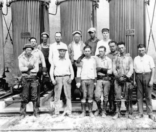 Employees of the Florida Power and Light Company - Miami