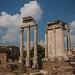 The Roman Forum, Rome, Italy.