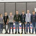 20170122 - BC Virtus winterkampioenen JU14, JU16 en JU20