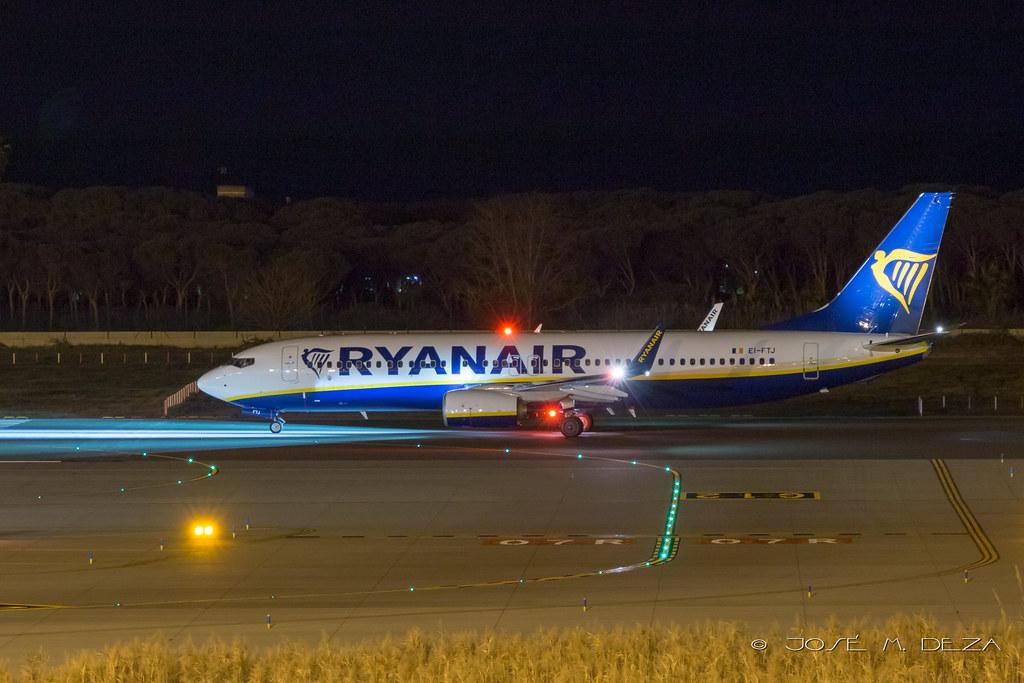 EI-FTJ - B738 - Ryanair