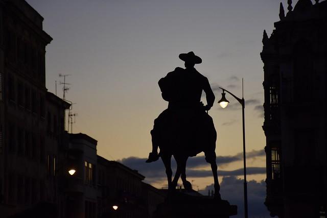 Salamanca: a different perspective