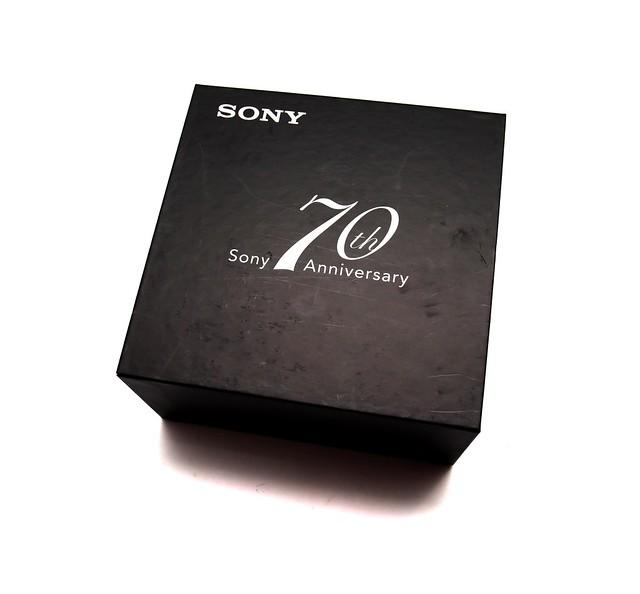 復古滿滿! Sony 七十周年活動 紀念品分享!(收納包/造型椅/金屬隔熱杯)@3C 達人廖阿輝