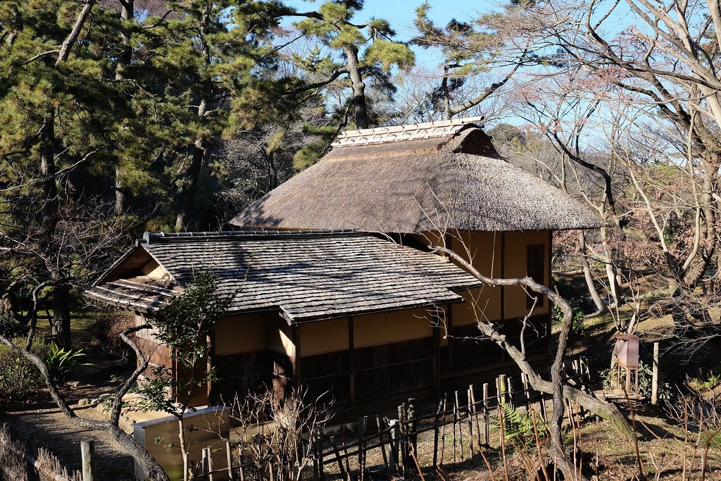 Yokobue-an