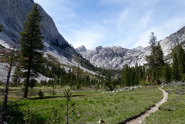 Trail, m831