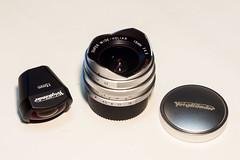 """""""Voigtlander Super-Wide Heliar 15mm f/4.5 Aspherical LTM"""""""""""