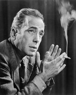 Humphrey Bogart, actor / L'acteur Humphrey Bogart