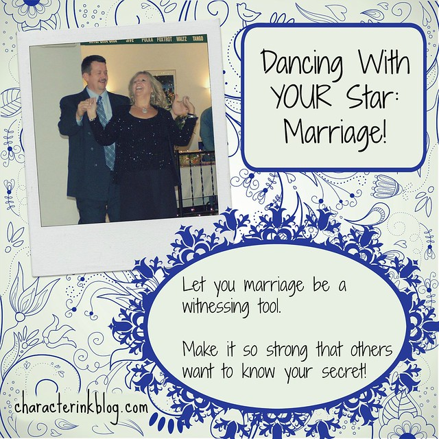 Let Your Marriage Be A Witness...