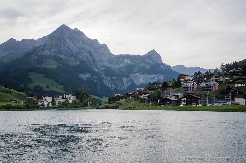 Engelberg, Switzerland Mountains Lake