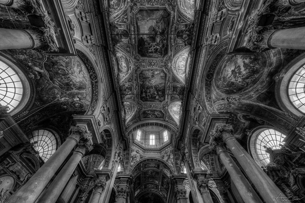 Chiesa delle Vigne, Genova 2014-06-23 120759 BW SEP