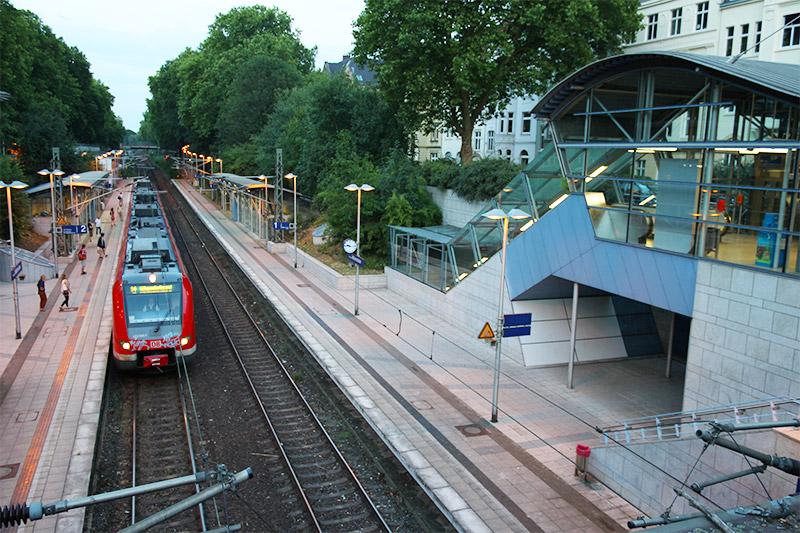 Dortmund S-Bahnhof Möllerbrücke