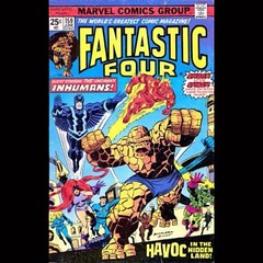 Have a fantastic four(th) of July! #comics