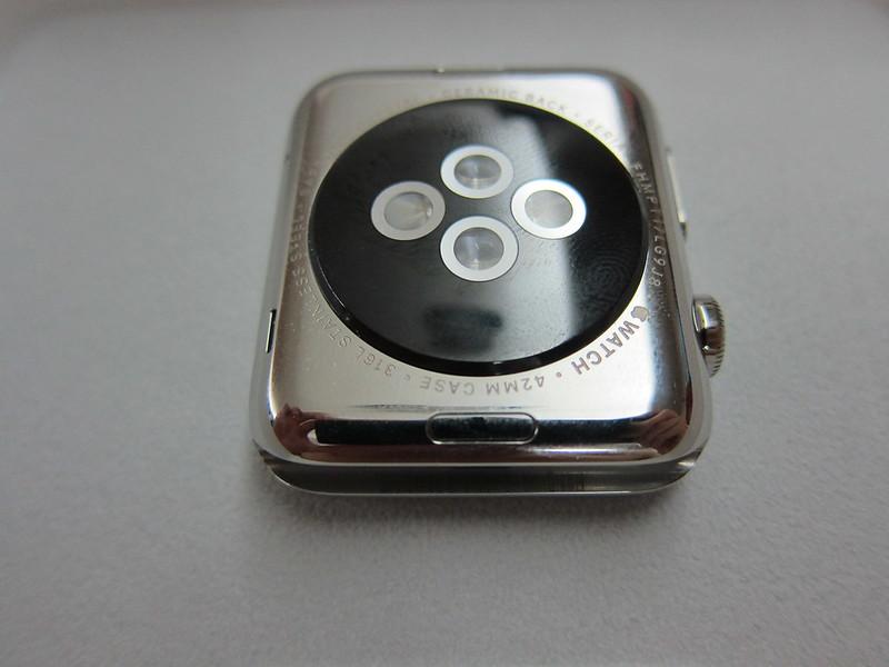 Apple Watch 42mm Black Sport Band - Apple Watch