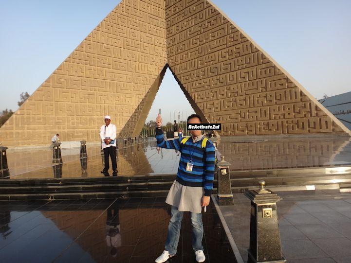 Mesir - Me @The Memorial