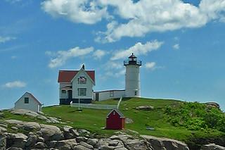 Maine - Nubble Light house